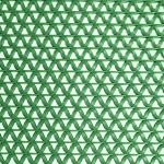 дорожка пвх Зиг Заг цвет зеленый