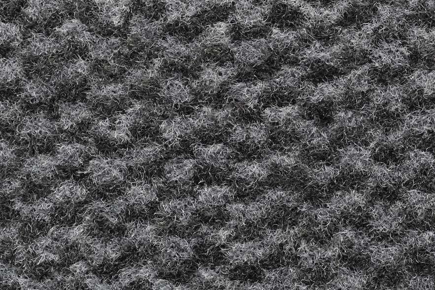 Грязезащитный ковер «Diamond» цвета Серый