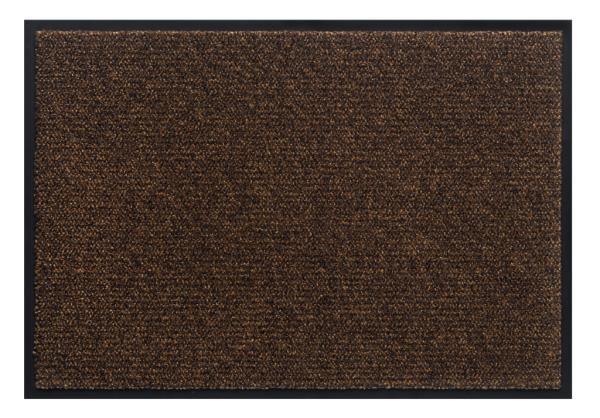 Грязезащитный ковер «Portal» Коричневый цвет