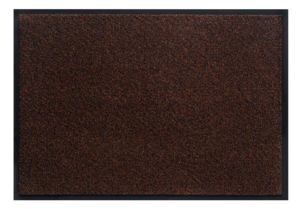 Грязезащитный ковер «Portal» Брюква цвет
